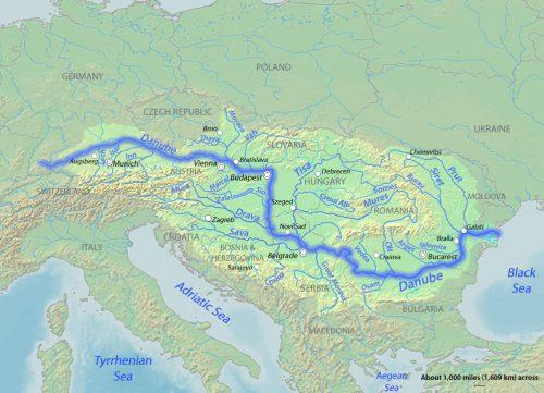 Donau Balkanromania Im Fluss Romanische Studien