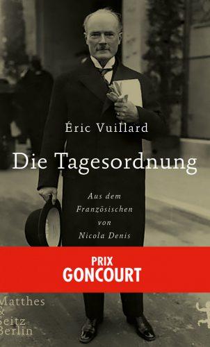Nationalsozialismus im französischen Roman: Vuillard und Guez